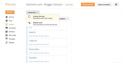 Contact Us Web Page >> 3brothers Study Cara Membuat Form Contact Us Di Blog