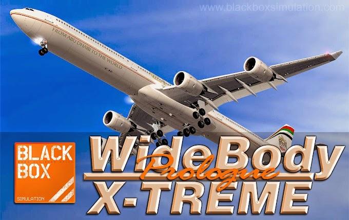Download BlackBox Simulation A330 E-xtreme Prologue #FSX