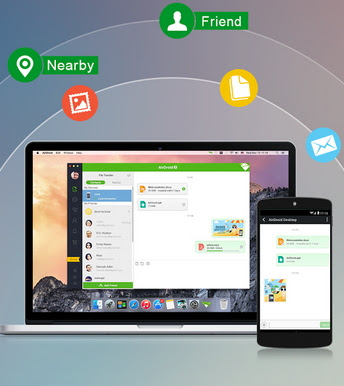 How to Share, Transfer And Receive WhatsApp Message On Phone With Your PC