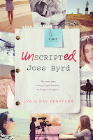 the cover of UNSCRIPTED JOSS BYRD