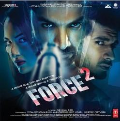 Force 2 (2016) Hindi 320Kbps Mp3 Songs