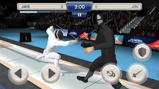 Fencing Swordplay 3D v1.3