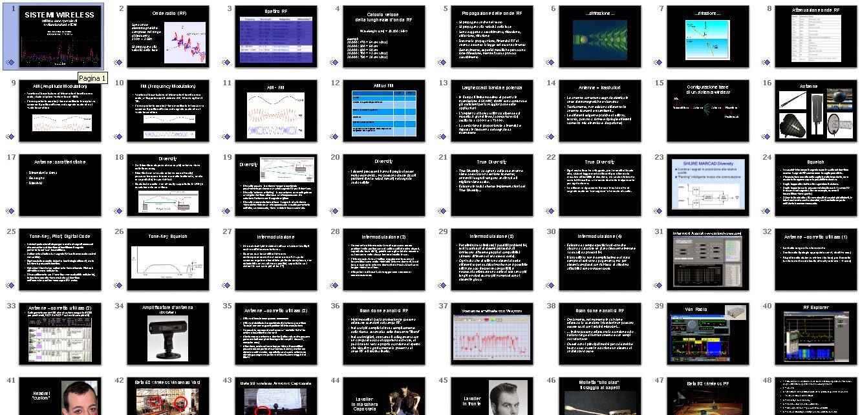 slide corso radiomicrofoni e sistemi wireless