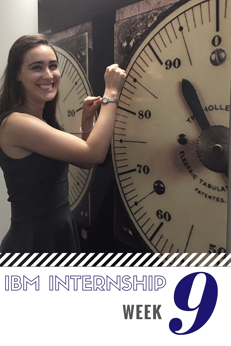 IBM Internship Week 9