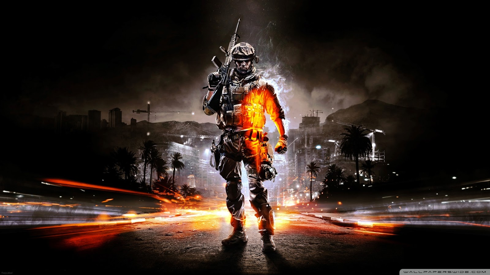 Wallpapers HD: Battlefield Game Wallpapers