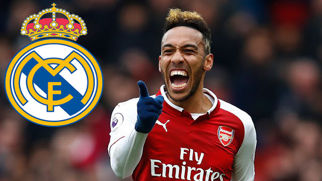 Klub Spanyol Real Madrid Siapkan Rp 1,3 Triliun Untuk Bomber Arsenal