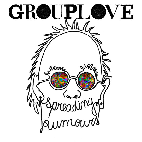 Grouplove - Spreading Rumours (Deluxe) Cover