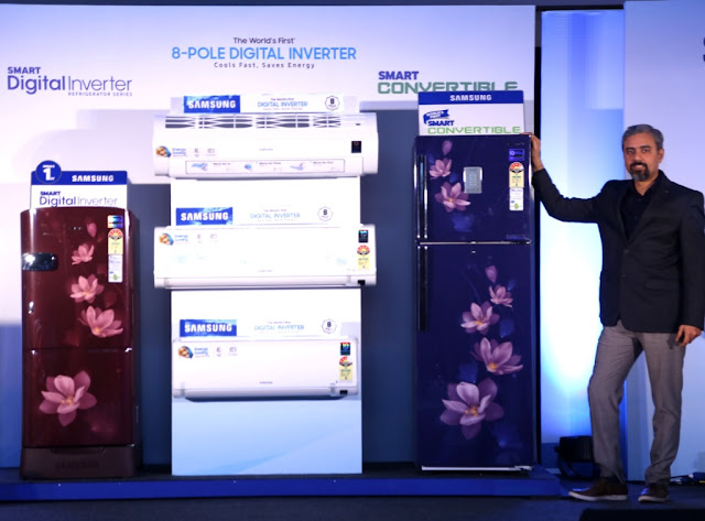 Samsung Launches Solar-Powered Refrigerators With Digital Inverter; Prices Start At INR 14,900, Buy Online Here