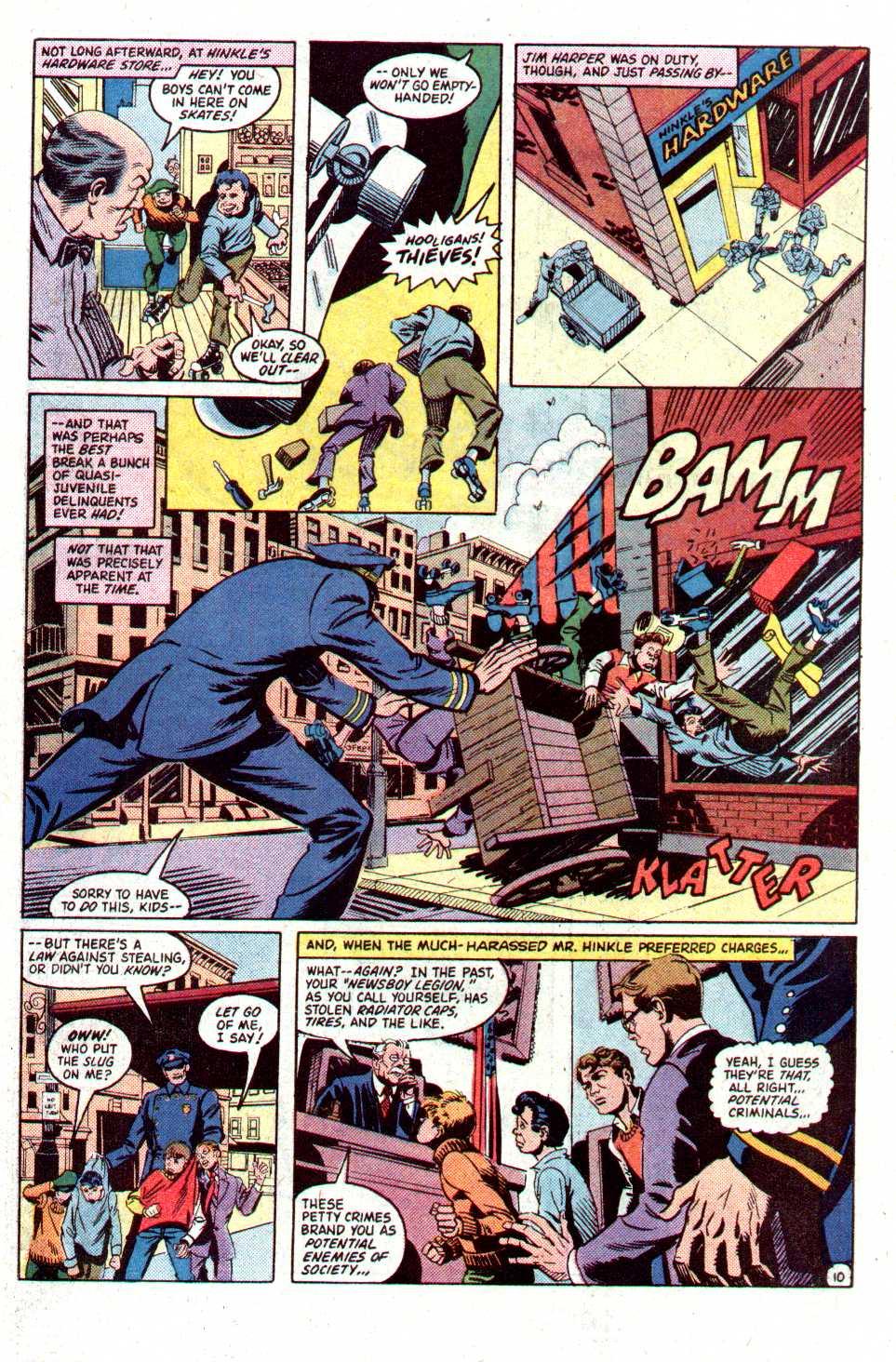 Read online Secret Origins (1986) comic -  Issue #19 - 31