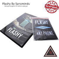 Jual alat sulap Flash By Sansminds
