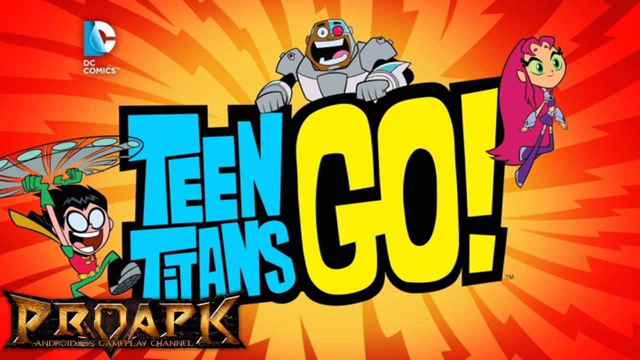 Teeny Titans – Teen Titans Go! Mod apk + data for android