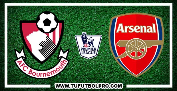 Ver Bournemouth vs Arsenal EN VIVO Por Internet Hoy 3 de Enero 2017