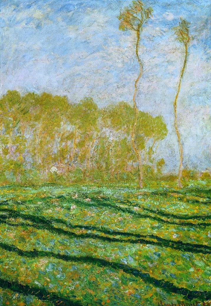 Claude Monet 1894 Spri...