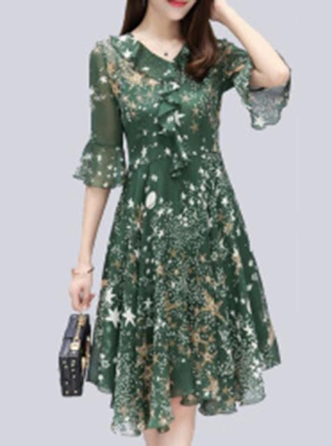 WOMEN DRESS/SKIRT