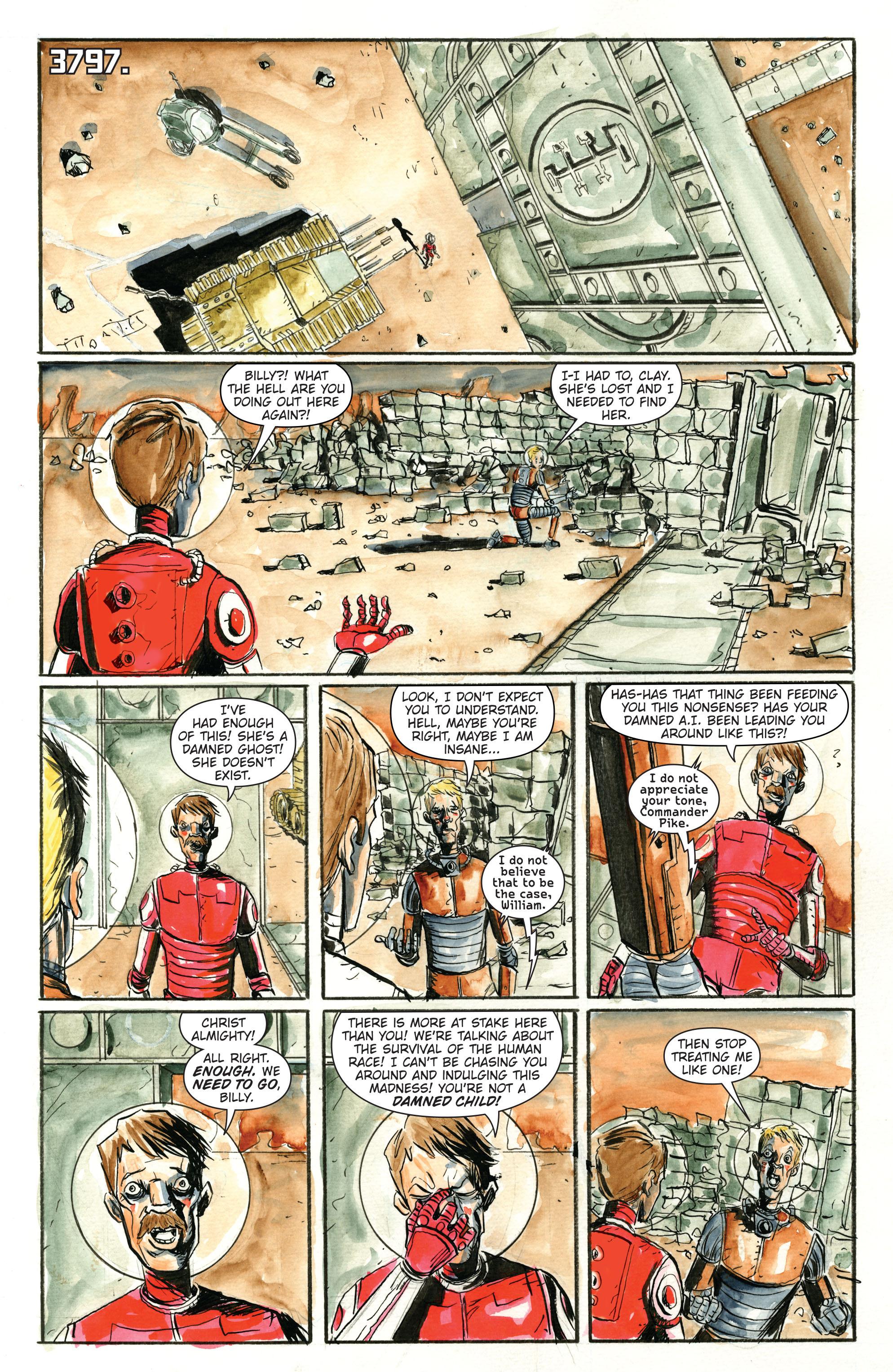 Read online Trillium comic -  Issue # TPB - 167