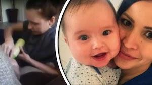 Curiga Bayinya Selalu Histeris Saat Wanita ini Datang, Ibu Pasang Kamera Tersembunyi, Hasilnya Mengerikan