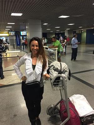 Aeropuerto de Salvador de Bahía. SSA. Pepa de los Mares