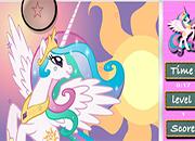 Princesa Celestia Hidden Stars