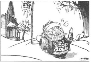 Rajan's Take: Climate Change: Oxfam's and ActionAid's