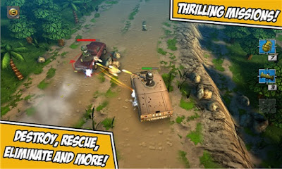 Tiny Troopers 2: Special Ops game for Windows Phone released