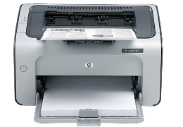 Image HP Laserjet P1107 Printer Driver
