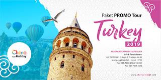 Paket Tour Halal Turki