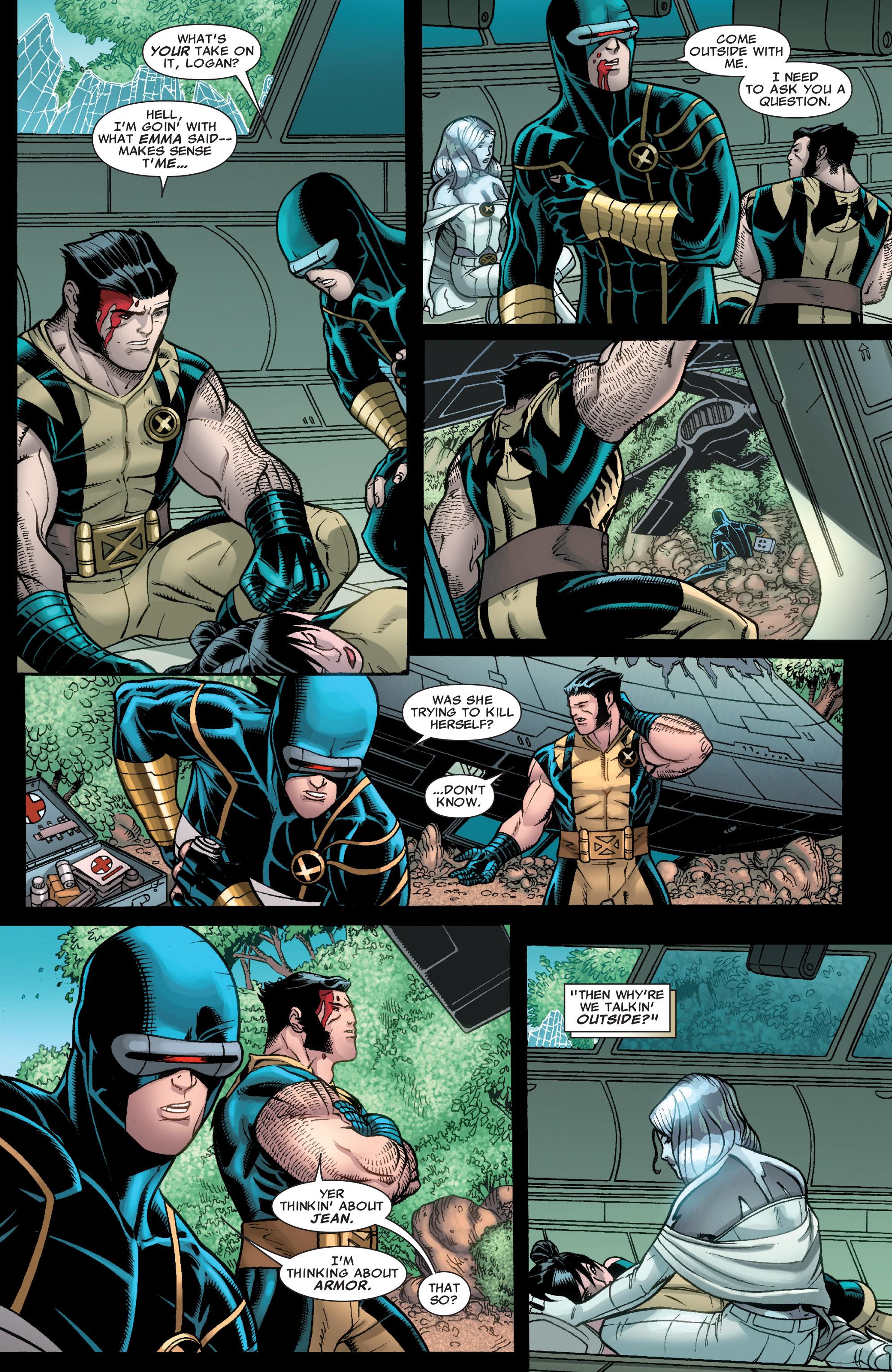 Read online Astonishing X-Men (2004) comic -  Issue #39 - 16