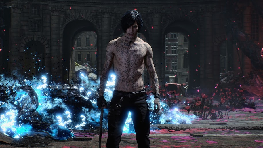 V Devil May Cry 5 4k Wallpaper 139
