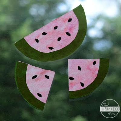 watermelon-craft-for-kids