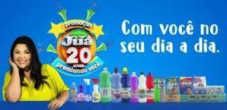 Cadastrar Promoção Juá 2018 Produtos Limpeza Aniversário 20 Anos Sabão