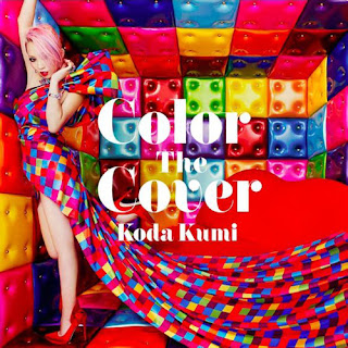 Album arts + tracklist: Kumi Koda - Color the cover | randomjpop.blogspot.co.uk