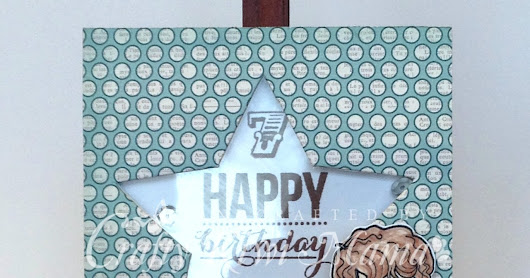 Sweet Stampin' ~ For A Child's Birthday