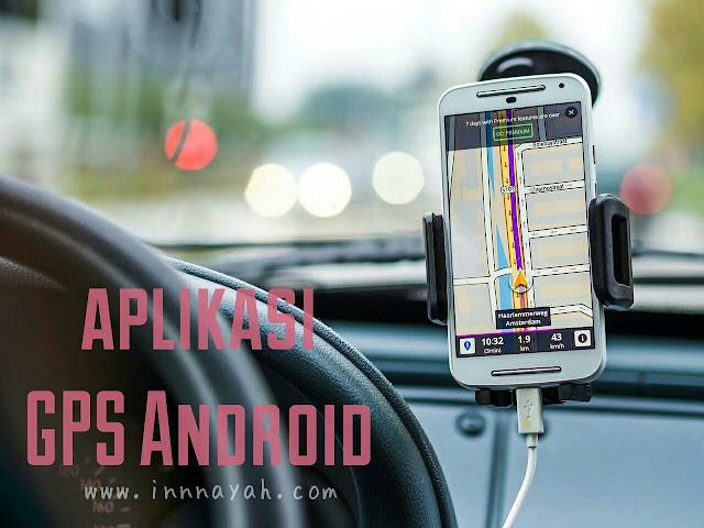 Aplikasi gps pada android