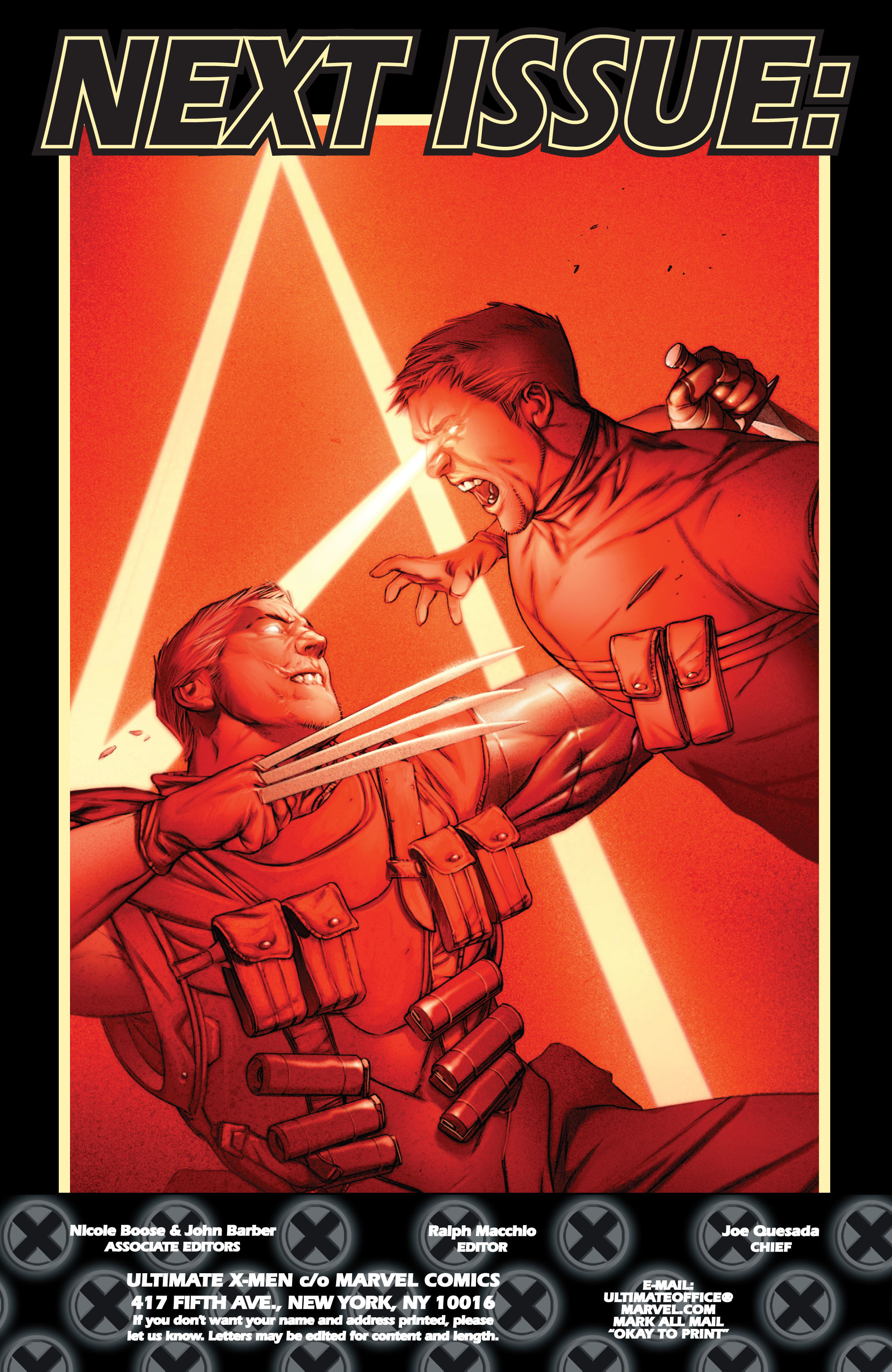 Read online Ultimate X-Men comic -  Issue #77 - 23