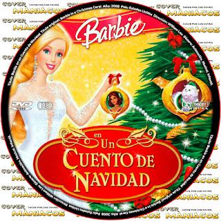 GALLETABARBIE EN UN CUENTO DE NAVIDAD - BARBIE IN A CHRISTMAS CAROL - 2008