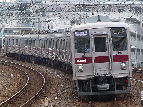 東武伊勢崎線 普通 竹ノ塚行き4 10000系R