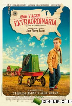 Capa do Filme Uma Viagem Extraordinária