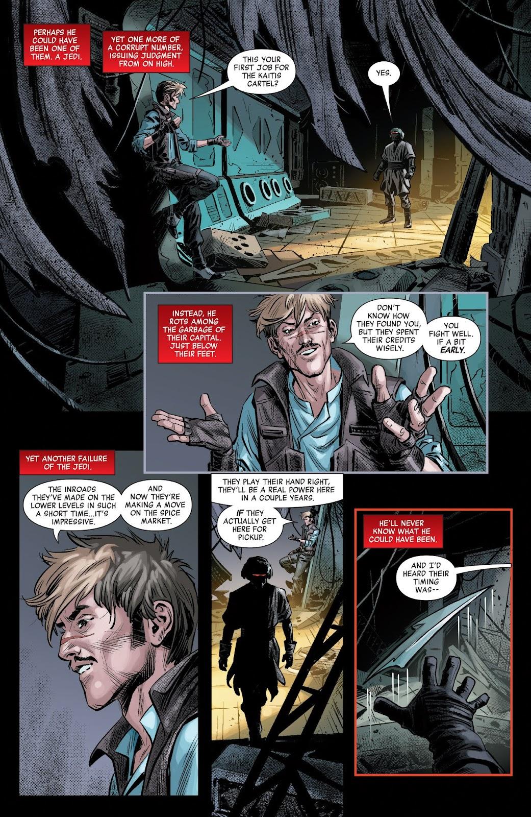 Read online Star Wars: Age of Republic - Darth Maul comic -  Issue # Full - 9