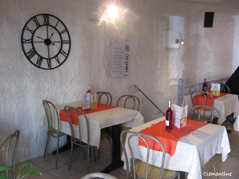 le blog de clementine restaurant ogrignoti perpignan. Black Bedroom Furniture Sets. Home Design Ideas
