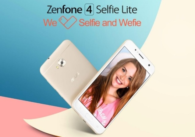 ASUS Outs ZenFone 4 Selfie Lite Special Edition