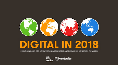 Laporan terbaru ditahun 2018-2020 mendedahkan bahawa kini terdapat lebih daripada 4 bilion orang di seluruh dunia menggunakan internet.