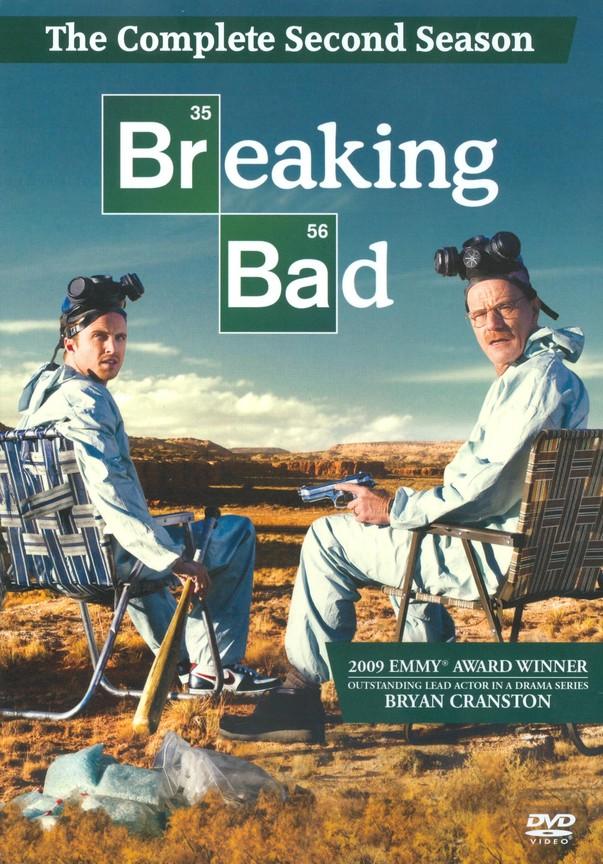 Breaking Bad - Season 2 Episode 4: Down