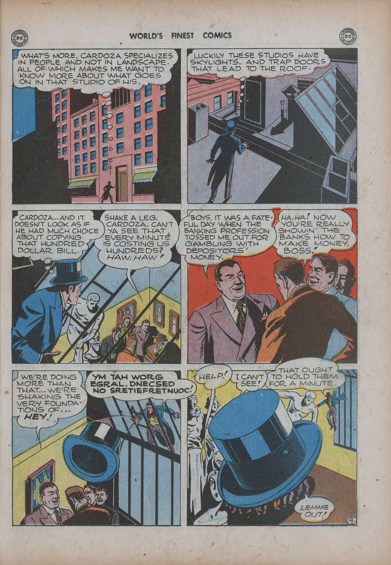 Read online World's Finest Comics comic -  Issue #20 - 31