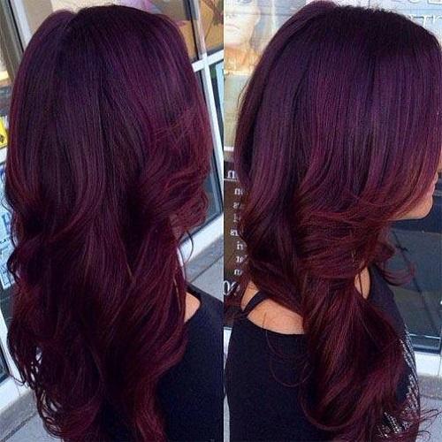 Tampil Cantik Dengan Warna Rambut Untuk Kulit Gelap Tips