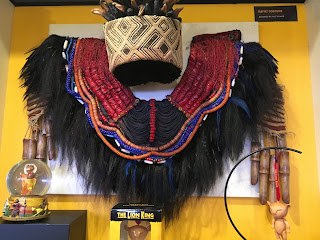 Rafiki costume Broadway musical Lion King