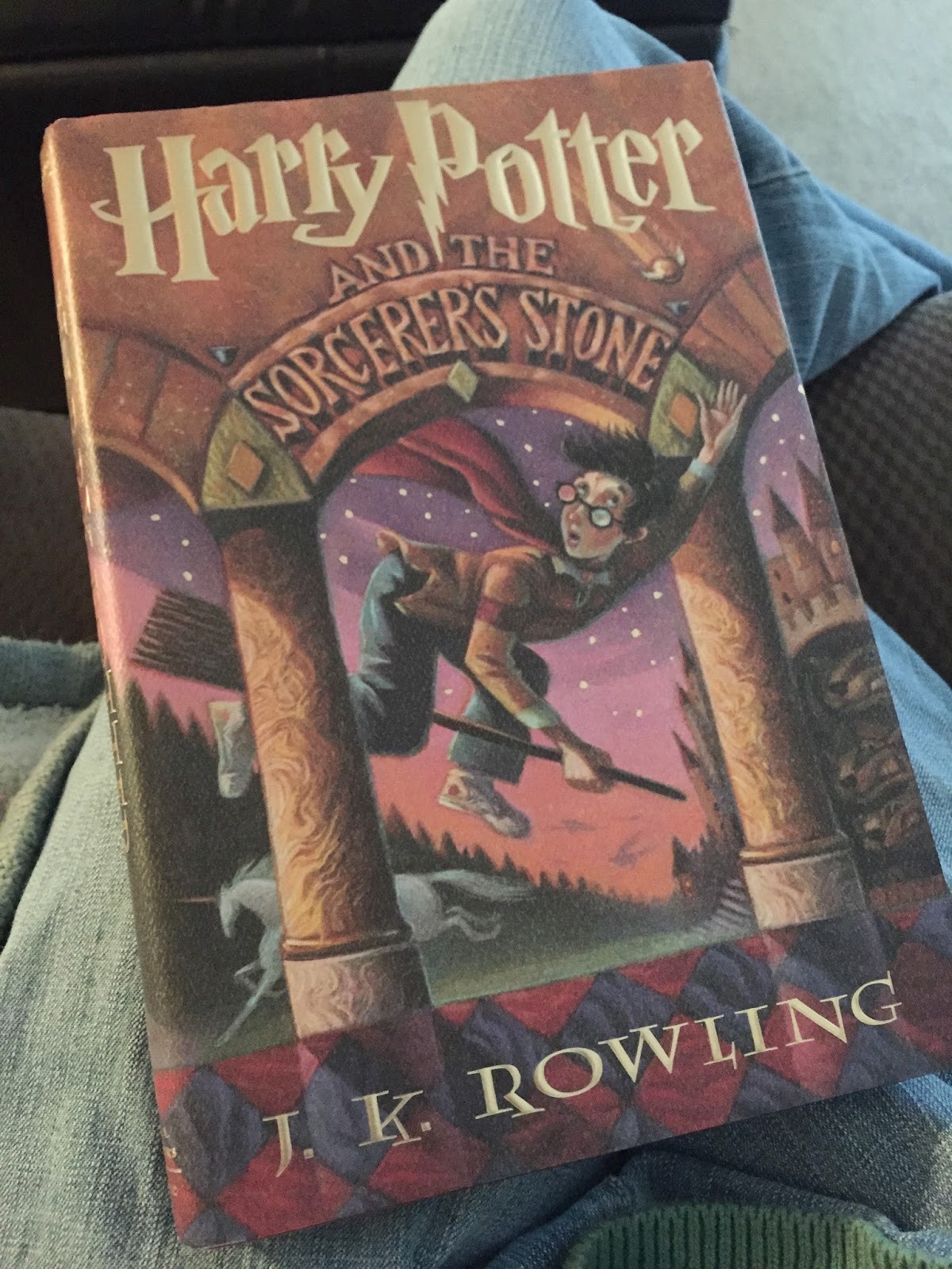 Harry Potter and the Sorcerer's Stone | J.K. Rowling