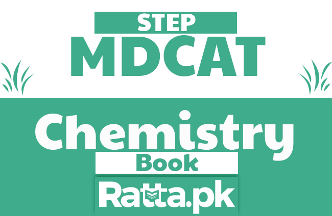 STEP MDCAT Chemistry Practice Book pdf Download
