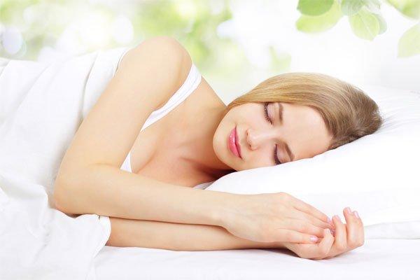 Ngủ một giấc thoải mái