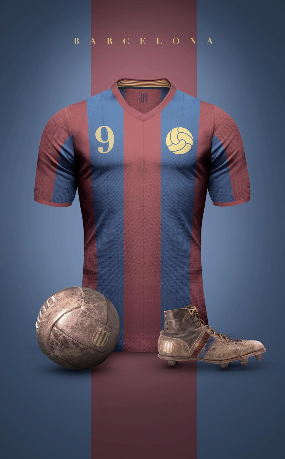 zapatos clasicos nueva colección 2019 mejor venta Fernando Amaral FC: Camisas Vintage: Barcelona...