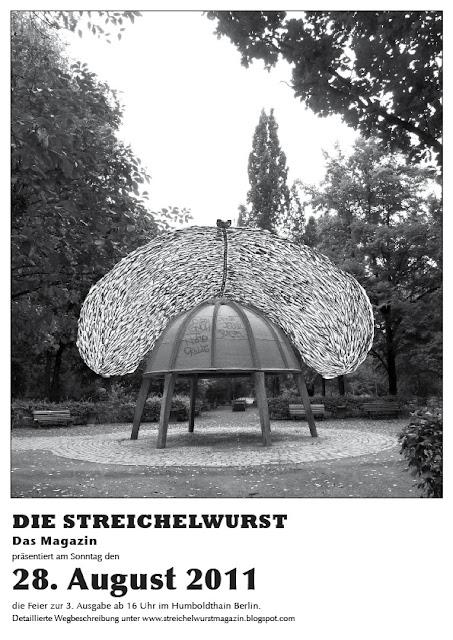 Cover Streichelwurst-Magazin #3